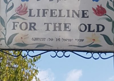 Work for the elderly