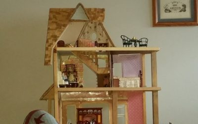 My Grandma's doll house project
