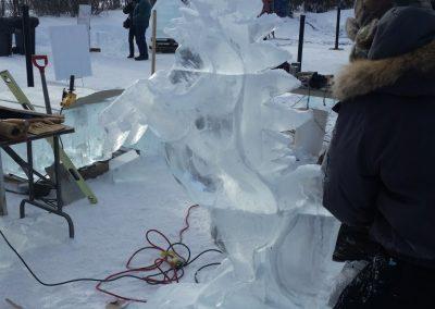 high on ice, mayor's challenge