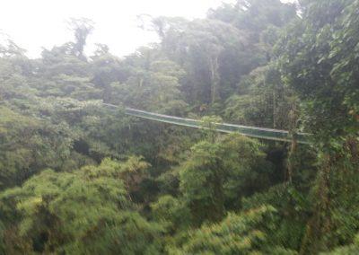 Sky park adventure, Costa Rica