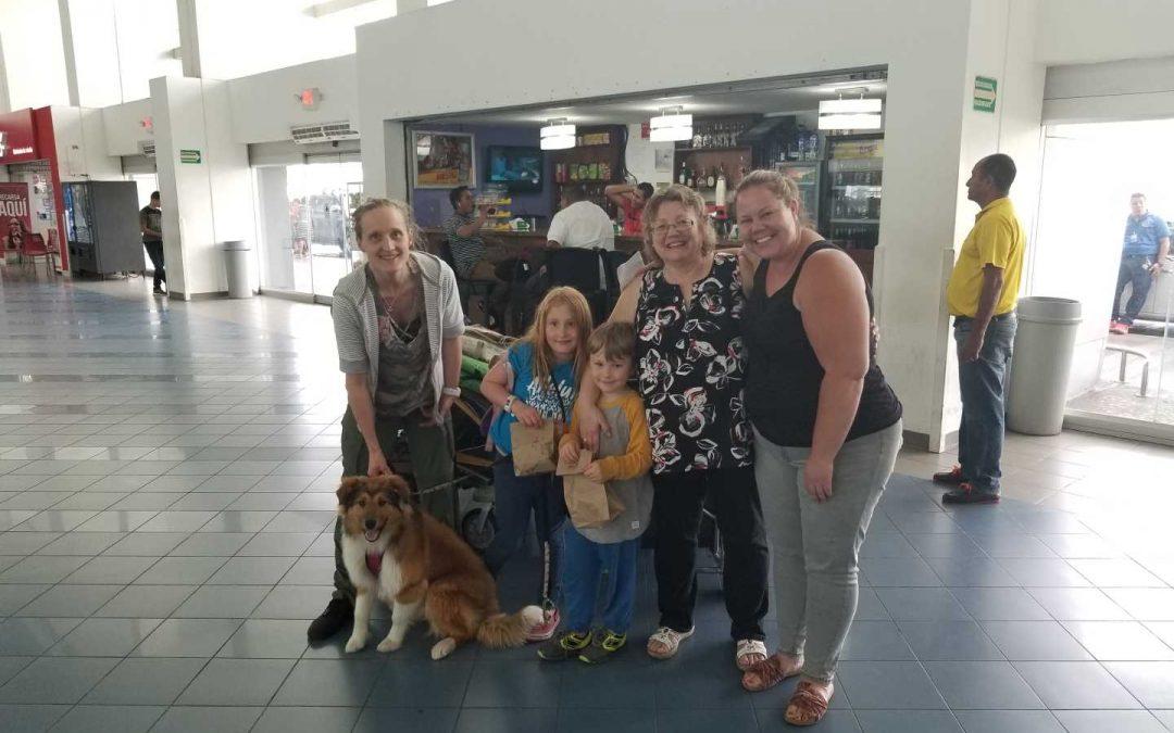 Gracie trip to Nicaragua